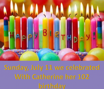 Catherine_102_birthday_slide